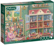 Falcon De Luxe Puzzle 1000 Piece Dolls House Memories