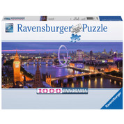 Ravensburger 1000 Piece Puzzle London at Night Jigsaw Puzzle