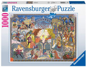 Ravensburger Romeo and Juliet 1000 Piece Jigsaw Puzzle