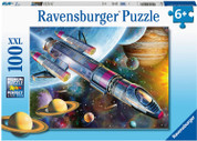 Ravensburger Space Mission 100 XXL Piece Jigsaw Puzzle