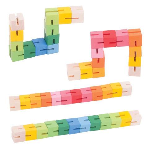 Bigjigs Toys Twister Blocks