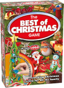 The Best of Christmas Family Trivia Board Game