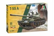 Italeri 7081 1:72 T-55 Main Battle Tank Model Kit