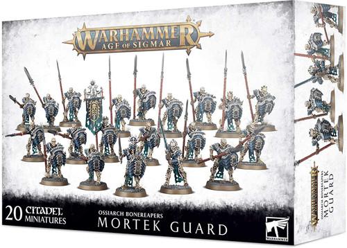 Games Workshop - Warhammer Age of Sigmar: Ossiarch Bonereapers Mortek Guard
