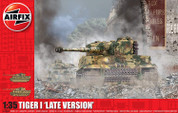 Airfix A1364 1:35 Tiger-1 (Late Version) Tank Model Kit