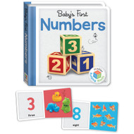 Baby First Numbers Book