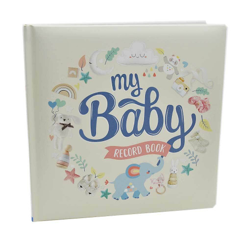 My Baby Record Book - A Chronicle Of Memories