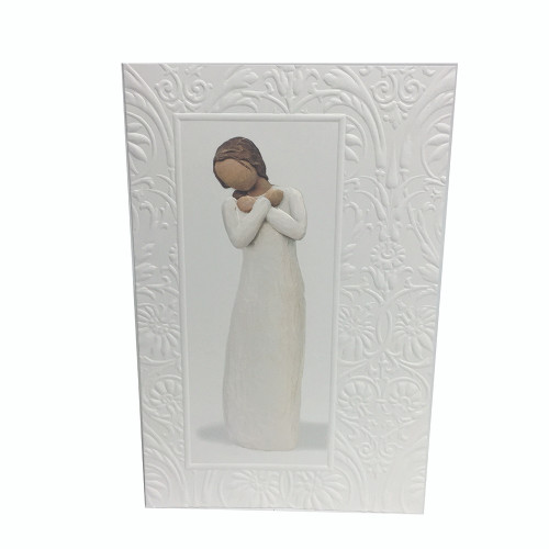 Healing Grace Gift Card - Willow Tree