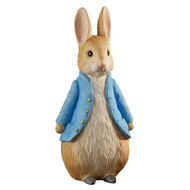 Peter Rabbit Large Figurine -Beatrix Potter Classic