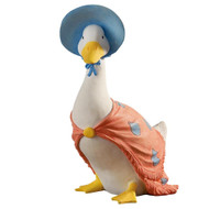 Jemima Puddle Duck Large Figurine -Beatrix Potter Classic