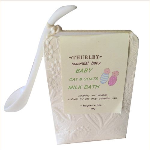 Baby and Goats Milk Bath  Baby's First