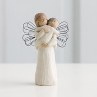 Angel's Embrace Ornament - Willow Tree