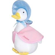 Silky Beanbag Jemima Puddle Duck - Beatrix Potter