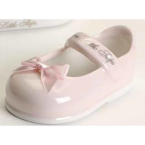 Baby Girl Pink Mary Jane Shoe Ornament