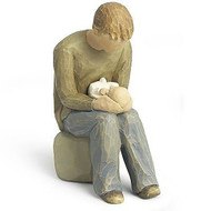 Willow Tree  - New Dad Figurine