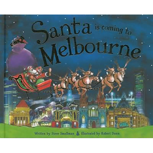 Santa is Coming to Melbourne
