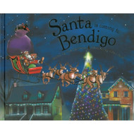 Santa is coming to  Bendigo