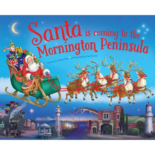 Santa is coming to the Mornington Peninsula