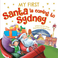 My First Santa is Coming to Sydney