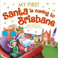 My First Santa is Coming to Brisbane