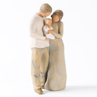 Willow Tree - We are three Figurine