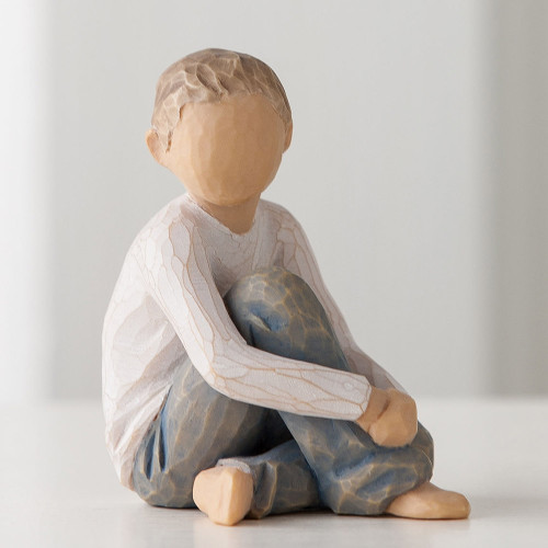 Willow Tree - Caring Child Ornament
