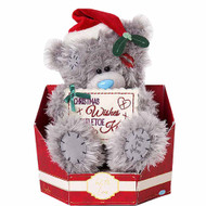 Tatty Teddy Soft Plush Mistletoe