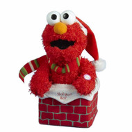 Sesame Street  Musical Animated Elmo in Chimmney