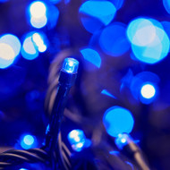 100pc Connectable LED Fairy Lights - Blue