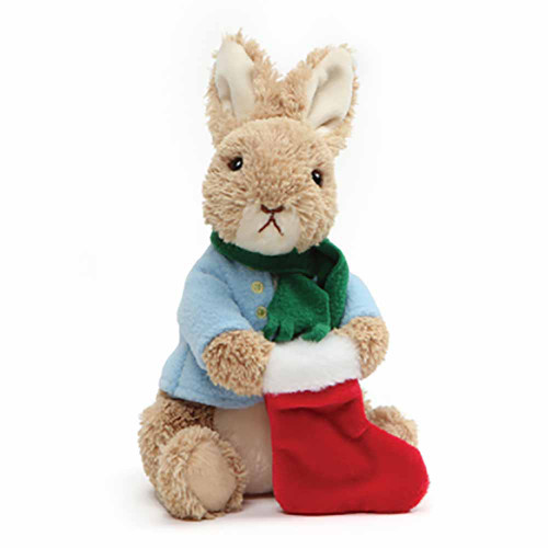 Classic Peter Rabbit Holiday with Stocking
