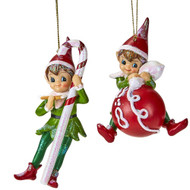 Christmas Elf ornament