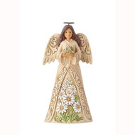 Jim Shore April Angel - 15cm