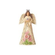 Jim Shore September Angel - 15cm