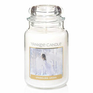 Yankee Candle Sparkling Angel Classic Jar - Large