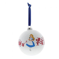 Alice In Wonderland Hanging Bauble