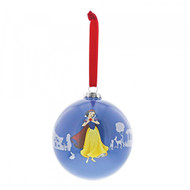 Disney Snow White and The Seven Dwarfs Hanging Bauble