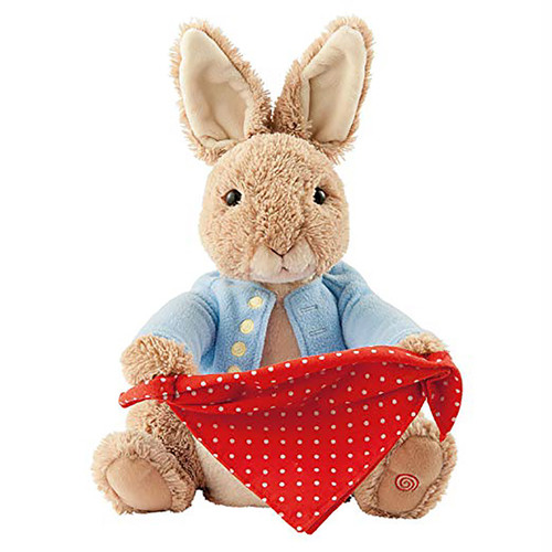 Peter Rabbit Peek - A - Boo