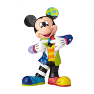 Mickey Mouse 90th Anniversary Figurine With Bling
