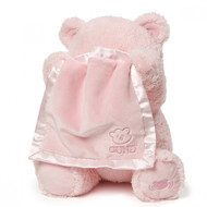 My First Pink Teddy Peek A Boo
