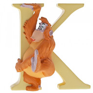 Disney Letter K King Louie