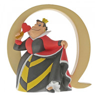 Disney Letter Q Queen of Hearts