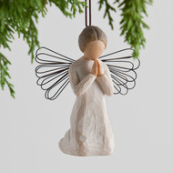 Willow Tree - Angel of Prayer Ornament