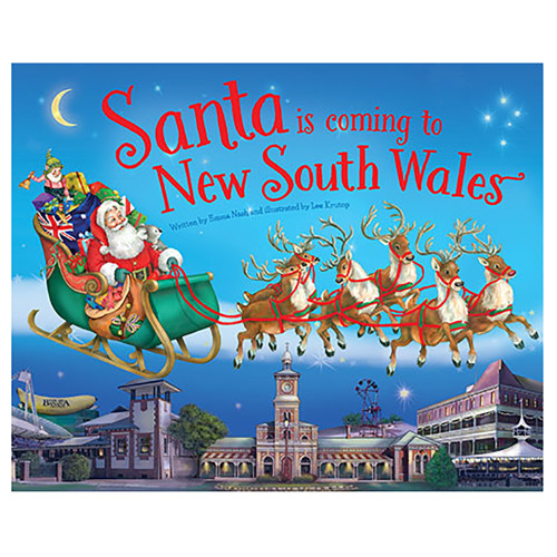 Santa Is Coming To New South Wales