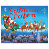 Santa Is Coming To Canberra