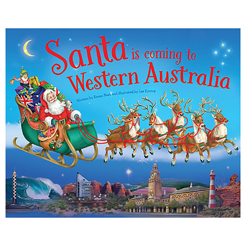 Santa Is Coming To Western Australia