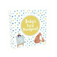 Baby's First Handprint Gift Box