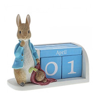 Beatrix Potter Rabbit Perpetual Calendar
