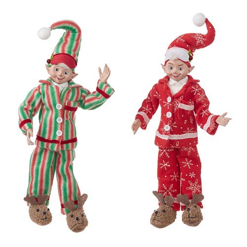 Pyjama Christmas Elf (2 Designs)