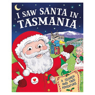 I Saw Santa In Tasmania