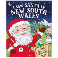 I Saw Santa In New South Wales